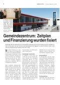 Gemeindezentrum - Gemeinde Eggendorf - Seite 6