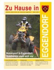 Motorsport in Eggendorf: Quadverein stellt sich vor Seite 27