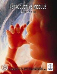 reproductive module phase ii - University of Sri Jayewardenepura