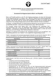 2.4.1-01 Änd.1 - Bundesverband des Schornsteinfegerhandwerks