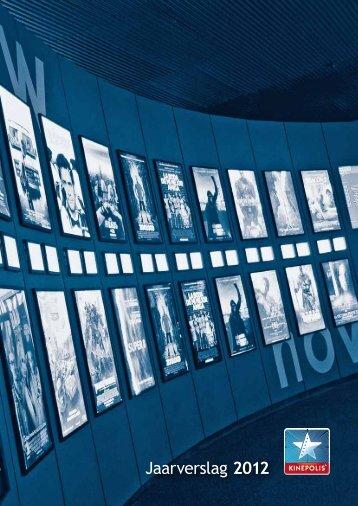 Download het Kinepolis jaarverslag 2012