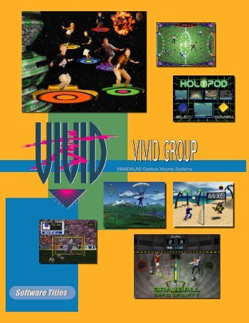 Vivid group - GestureTek