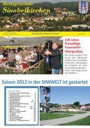 (8,47 MB) - .PDF - Marktgemeinde Sinabelkirchen