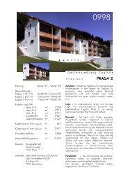PRADA 2 - Fontana und Partner