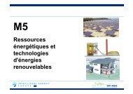 Ressources énergétiques et technologies d'énergies ... - Aalto PRO
