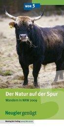 Der Natur auf der Spur - WDR 5
