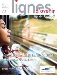Lignes d'avenir Ile-de-France n°2 - RFF