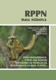 RPPN e Biodiversidade - Conservação Internacional