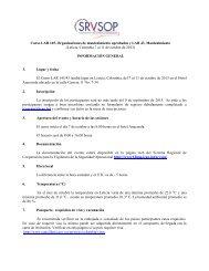 Curso LAR 145, Organizaciones de mantenimiento ... - ICAO