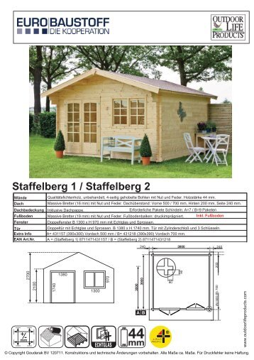 montage anleitung saunakota 9 2 mein gartenshop24 mein. Black Bedroom Furniture Sets. Home Design Ideas
