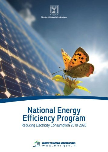 National Energy Efficiency Program - Reducing Electricity ...