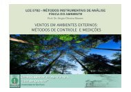 ventos em ambientes externos: métodos de ... - LEB/ESALQ/USP