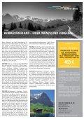 BERNER OBERLAND – EIGER, MÖNCH UND JUNGFRAU - Page 2