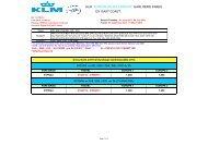 KLM European Splendour earlybird fare ex East Coast E31may12
