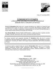 cs_III concerto stagione sinfonica e cameristica - Orchestra ...