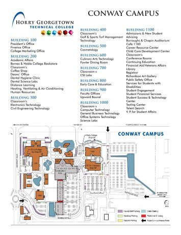 Hgtc Grand Strand Campus Map.Hgtc Magazines