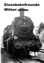 Download als PDF (7,5 MB) - Eisenbahnfreunde Witten