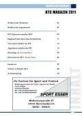 KTC Magazin 2011 - Korschenbroicher - Page 3