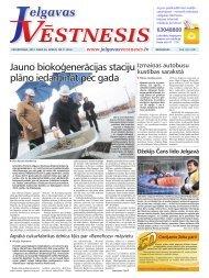 2012.gada 26.aprīlis Nr.17(253) - Jelgavas Vēstnesis