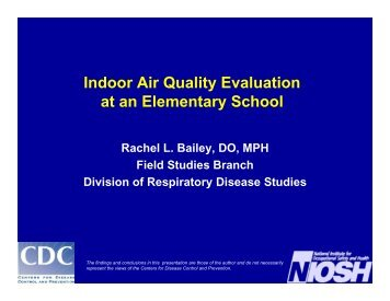 Presentation (Bailey) (one slide per page) - Maine Indoor Air Quality ...