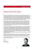 Tässä ja Nyt 3/2012 - RedNet - Punainen Risti - Page 3