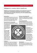 Tässä ja Nyt 3/2012 - RedNet - Punainen Risti - Page 5