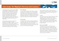 Her Majesty's Revenue and Customs (HMRC) Case Study (PDF ...