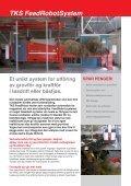 nyTKS FeedRobot system K1 NORSK - TKS AS - Page 2