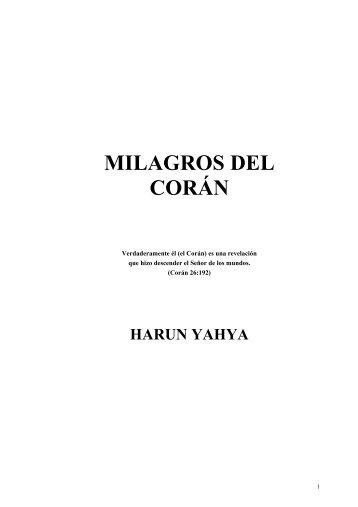 MILAGROS DEL CORÁN - Way to Allah