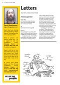 May 2010 The FREE monthly for London's homeless - The Pavement - Page 4