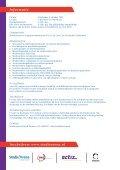 Landelijk congres Multiculturele dementiezorg - Anders Zorgen - Page 6
