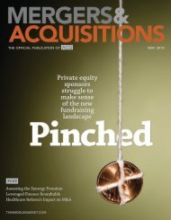 Private equity sponsors struggle to make sense of the new ...