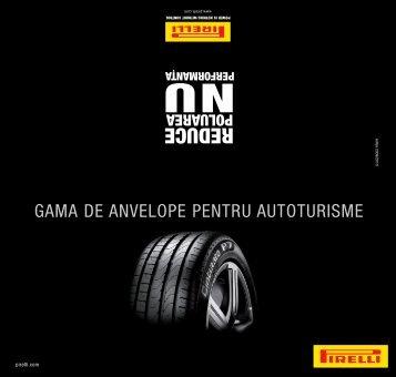 Gama completa Pirelli pentru autoturisme