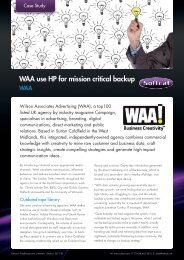 WAA - Case Study.indd - Softcat