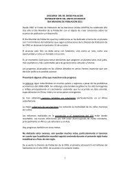 Discurso Diego Palacios Dia Mundial de Poblacion 2011 - CINU