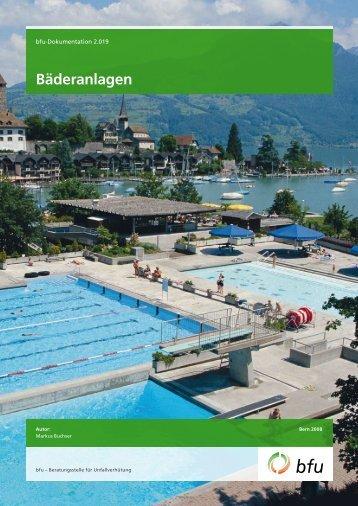 Sicherheitsempfehlungen für Planung, Bau und Betrieb - Bad.ch