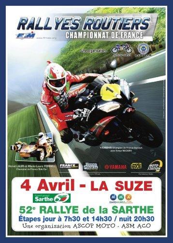 72210 la suze-sur-sarthe - Moto Station