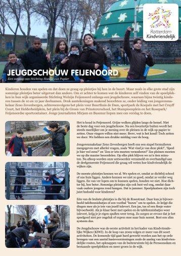 Wijkschouw Feijenoord - Wijktijgers