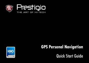 Изглед на - GPS навигация