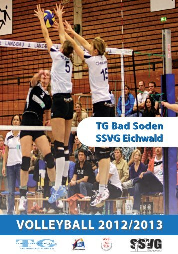 Damen 1 - TG Bad Soden - Volleyball