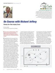 On Course with Richard Jeffery - United States Eventing Association