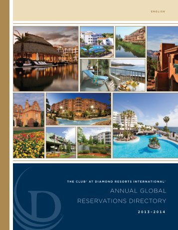 AnnuAl globAl reservAtions directory - Skip to main content ...