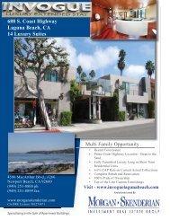 InVogue Luxury Suites - Property Line