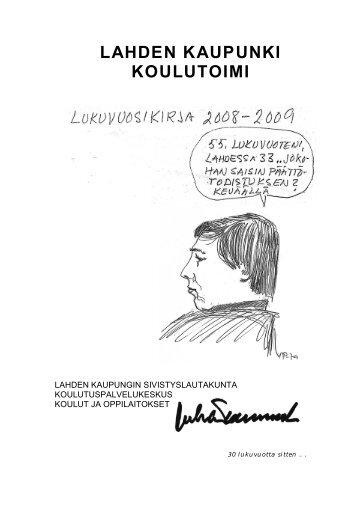 LAHDEN KAUPUNKI KOULUTOIMI - Lahti