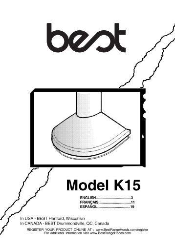 Model K15