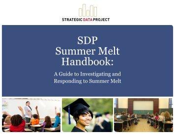 sdp-summer-melt-handbook