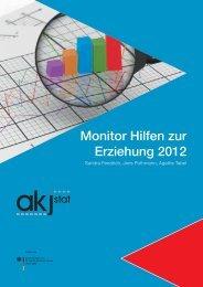 Monitor Hilfen zur Erziehung 2012 - Arbeitsstelle Kinder- und ...