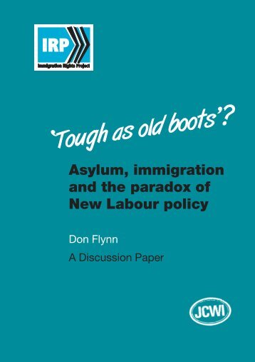 'Tough as old boots'? - The Skills & Learning Intelligence Module