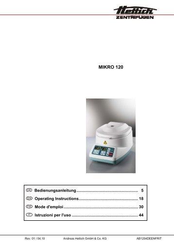 MIKRO 120