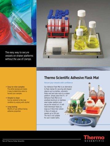 View Flask Mat Brochure (PDF) - McQueen Labs